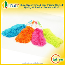 Made in China promotional household cleaning microfiber compressed car duster