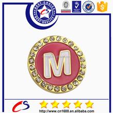 2015 the largest letters custom badge maker in Shenzhen