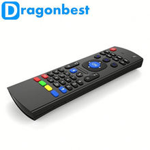 Dragonbest 2.4GHz Air Mouse MX3 Wireless Keyboard Infrared Remote Control 3-Gyro + 3-Gsensor USB Wireless Receiver