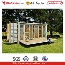 kiki 20foot container house with hydraulic