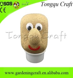 new products on china market big head grass doll for promotional gifts