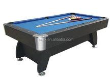 7ft,8ft,9ft blue Billiard table,snooker table,pool table,united billiards pool table