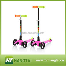 china supplier maxi 3 wheel scooter magic wheel scooter