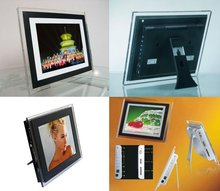 10 inch digital picture photo frame 1024*768 mp3 mp4 avi video usb compatible