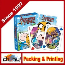 Cartoon Network Adventure Time Official Playing Cards Sealed Deck New Licensed (430078)