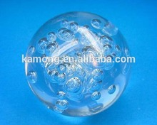 2015 Newest Magic 3D Laser Engraving Human Bubble Ball/ Crystal Ball for Home Decoration