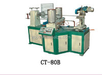 CT-80B China Factory price CE Paper Core making machine with 2 heads paper core forming machine with lowest price/set