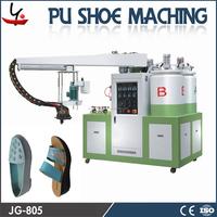 pu shoe machine Engineers available to service machinery overseas