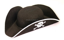 Halloween pirate hat for adults