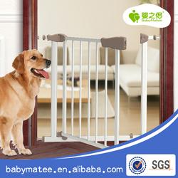 Babymatee Auto close expandable baby pet dog safety gate