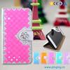 Luxury bling bling crystal diamond case for blu vivo selfie mobile case