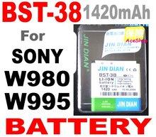 Battery BST-38 for SONY C905 W995 X10 X-10 Mini Pro