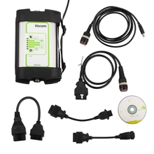 2015 Newest Volvo 88890300 Vocom Interface for Volvo/Renault/UD/Mack Truck Diagnose Support Online Update High Performance