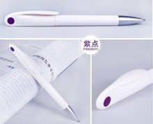 cute rabbit shape colorful promotional ball pen with logo custom
