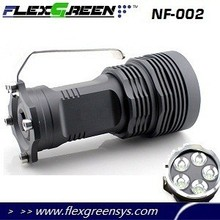 Flexgreen 5xXML T6 40w 4000lm led high beam rechargable search lights