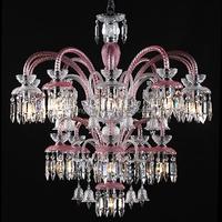 Mordern glass chandelier lighting