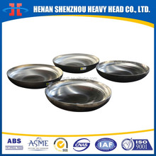 AMSE Standard SS material head for tank reactor of sewage disposal pipe cap