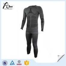 Heated Thermal Underwear Men Thermal Underwear