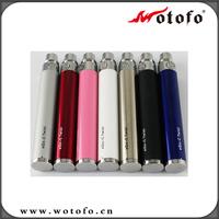 E-cigarette 3.2V-4.8V voltage ego twist 1300 mah