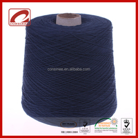 High grade pure cotton knitting yarn with cheaper price than supima