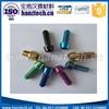 Manufacturer gr5 allen cap titanium screw fastener