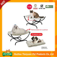 Detachable high quality outside dog bed