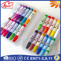 used on different surface kids mini crayons
