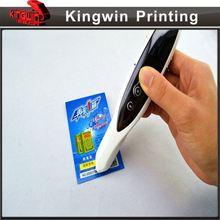 Carta foil scratch non. Plastica carta regalo 304/fedeltà carta/carta vip con telefono pannello e numero digitale