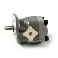 Power and Hydraulic Gear Pump Motor Structure, Uchida Gear Pump, KYB Gear Pump,
