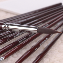 (HOT)professional synthetic artist brush manufacturer