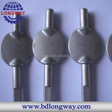 aluminum die casting gas grill burner parts