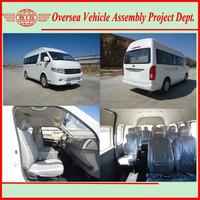 2015 new version 14-16 seats china high roof van