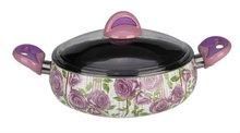 Tac Rose Shallow Pot