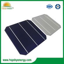 4.16w monocrystalline solar cells for 150w solar panels