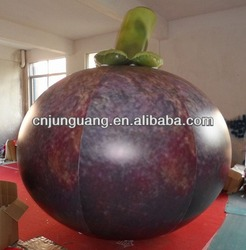 2015 giant inflatable fruit can be customized