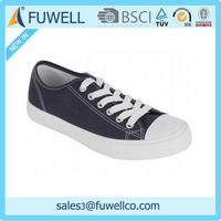 Lady Cheap Black Vulcanized Rubber Sole Shoes