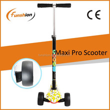 3 wheels dual pedal scooter/adult three wheels scooter