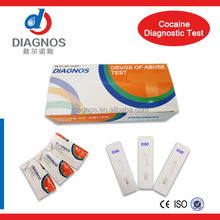 High Sensitivity DOA Rapid Tests/Drug COC cocaine Urine Rapid Test