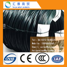 Hot Sales Black Iron Wire for Nails and Wire Mesh