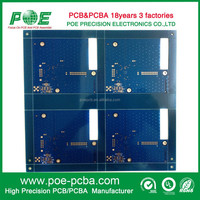 4 Layer Power Amplifier PCB Multilayer PCB Manufacturer in China
