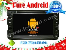 Android 4.4 ape recorder in car video for KIA Cee'd ,RDS Telephone book,AUX IN,GPS,Built-in WIFI Dongle