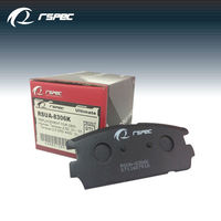 top quality auto parts brake pad cross reference