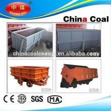 De china de la minería del carbón car on sale Side Dumping tipo
