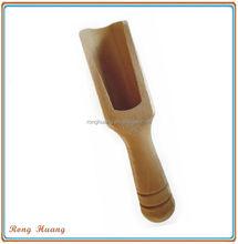 Promotional gift wooden salt spoon