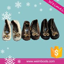 cheap price China manufacturer Zhejiang OEM flat dancing shoe