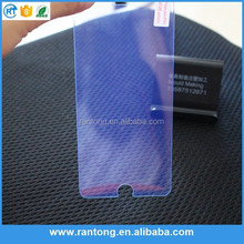 Latest product fine quality tempered glass screen protector