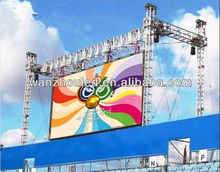 Shenzhen Retop DIP P20 outdoor fixed full color LED screen for advertisement