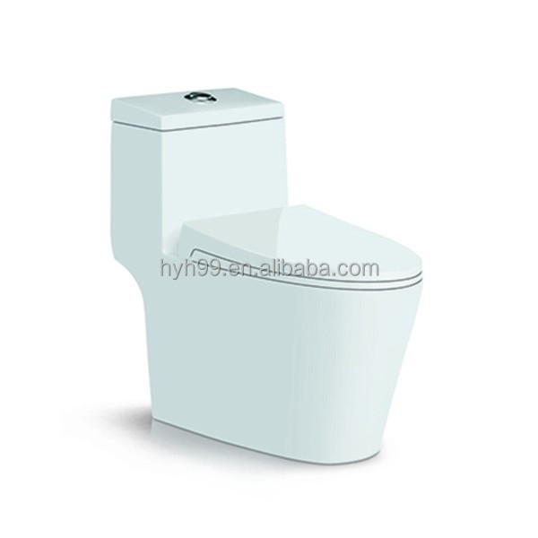 Sanitary Ware Siphonic WC Standard Toilet Size