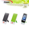 acrylic mobile phone holder,mobile phone charging holder,magnetic mobile phone holder,with Screen Cleaner cloth in it YC533