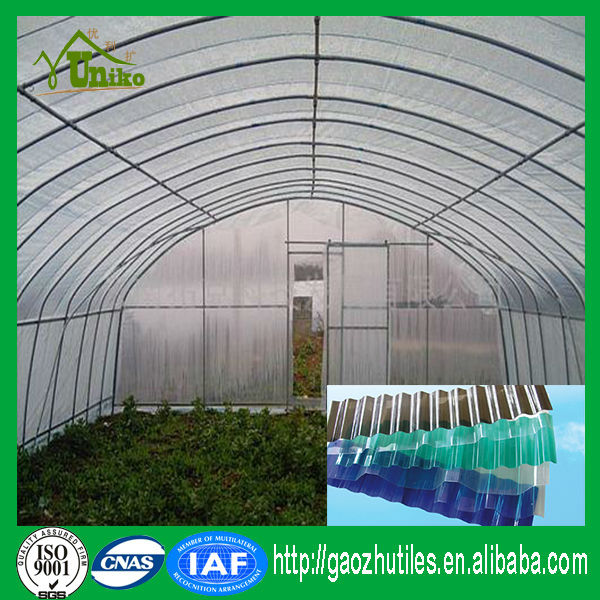 2015 new construction building material plastic raw for Plastic building materials